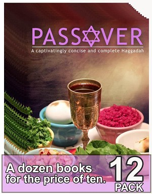 PASSOVER 12 PACK<br/>Buy 10 - Get 2 FREE!